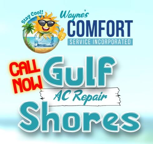 Gulf Shores Air Conditioning Repair