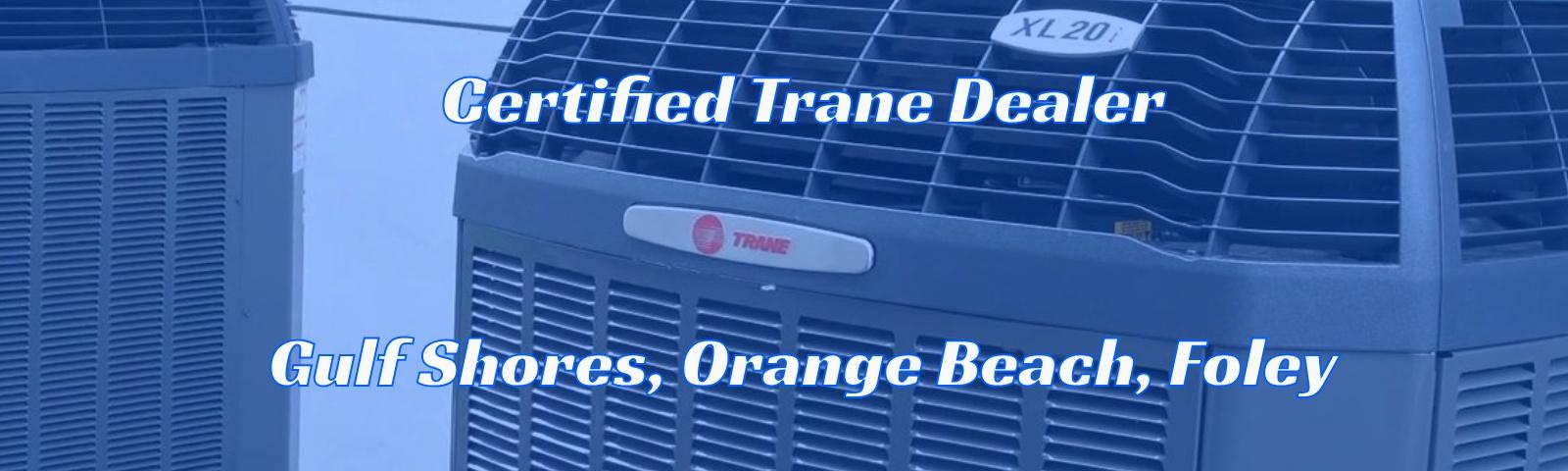 gulf shores Trane air conditioning repair
